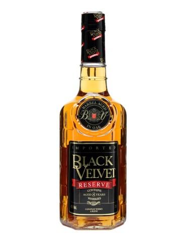 BLACK VELVET 8YO Reserve, Blended, Canada, 1L, 40% ABV