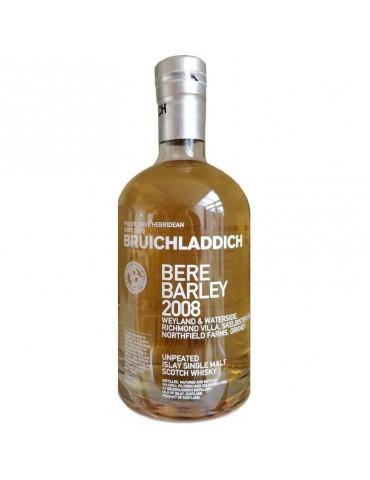 BRUICHLADDICH Bere Barley 2008, Single Malt, Scotia, 0.7L, 50% ABV