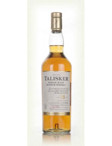 TALISKER 18YO, Single Malt, Scotia, 0.7L, 45.8% ABV