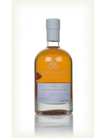 GLENGLASSAUGH Port Wood Finish, Single Malt, Scotia, 0.7L, 46% ABV