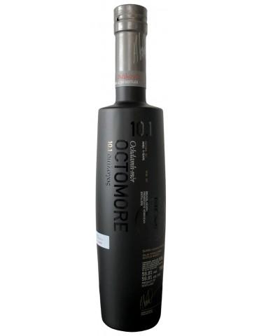 BRUICHLADDICH Octomore Edition 10.1 Super Heavily, Single Malt, Scotia, 0.7L, 59.8% ABV