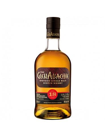 GlenAllachie 18YO, Single Malt, Scotia, 0.7L, 46% ABV