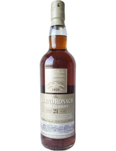 GLENDRONACH 21 ANI, Single Malt, Scotia, 0.7L, 48% ABV