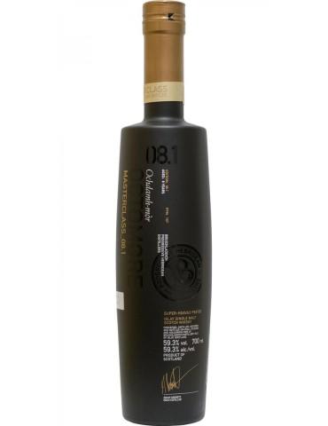 BRUICHLADDICH Octomore Masterclass 08.1, Single Malt, Scotia, 0.7L, 59.3% ABV