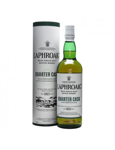 LAPHROAIG Quarter Cask, Single Malt, Scotia, 1L, 48% ABV
