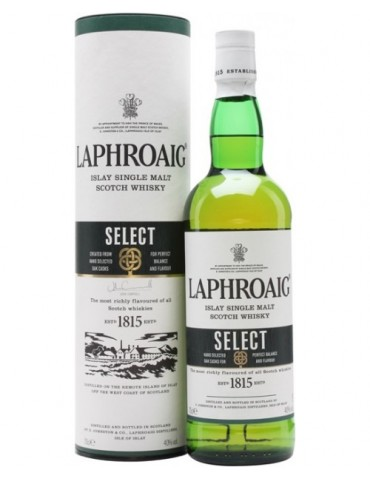 LAPHROAIG Select, Single Malt, Scotia, 0.7L, 40% ABV