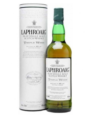 LAPHROAIG Triple Wood, Single Malt, Scotia, 0.7L, 48% ABV
