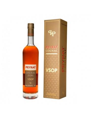 PEYRAT Cognac, VSOP, Blended, 0.7L, 40% ABV, Gift Box