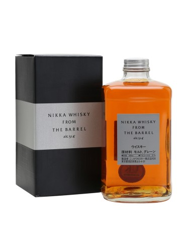 NIKKA From The Barrel, Blended, Japonia, 0.5L, 51.4% ABV