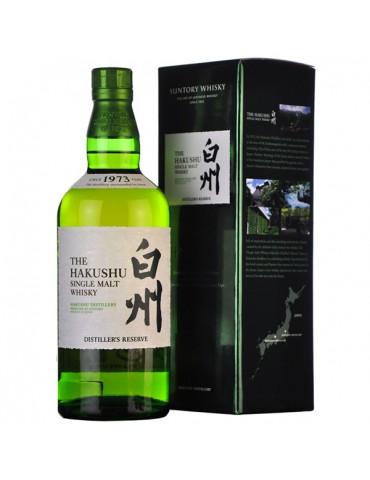 HAKUSHU Distiller`s Reserve, Single Malt, Japonia, 0.7L, 43% ABV
