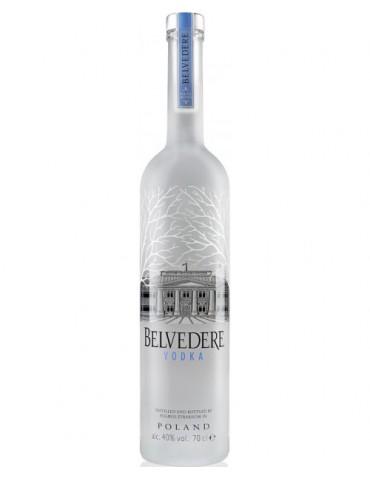 BELVEDERE Vodka, Polonia, 0.7L, 40% ABV