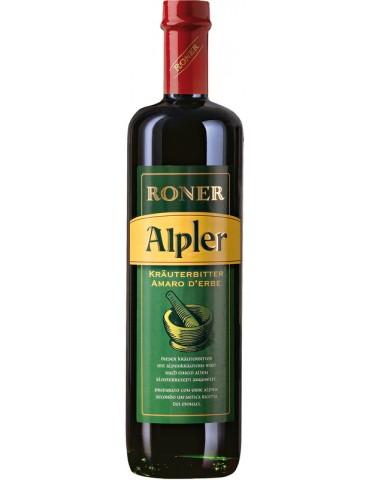 RONER Alpler Krauterbitter, Italia, 0.7L, 40% ABV