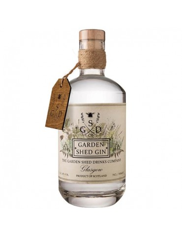 Garden Shed Gin, Scotia, 0.7L, 45% ABV