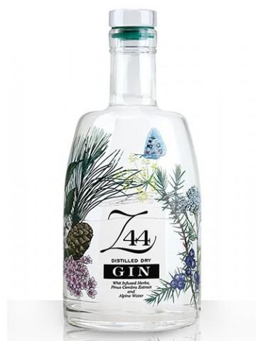 RONER Z44 Dry Gin, Italia, 0.7L, 44% ABV