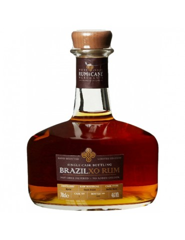 WEST INDIES RUM&CANE Brazil, Anglia, 0.7L, 46% ABV