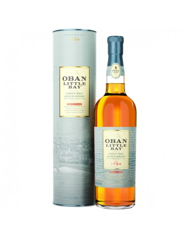 OBAN Little Bay, Single Malt, Scotia, 0.7L, 43% ABV