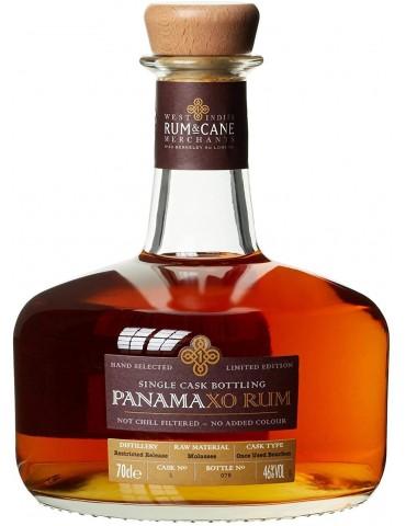 WEST INDIES RUM&CANE Panama, Anglia, 0.7L, 46% ABV