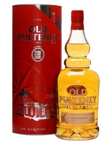 OLD PULTENEY Duncansby Head, Single Malt, Scotia, 1L, 46% ABV