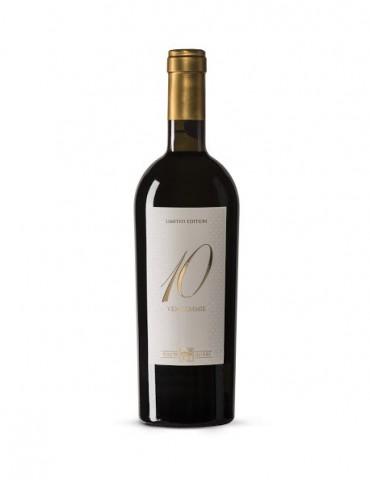 TENUTA ULISSE 10 Vendemmie Pecorino, Italia, Alb, Sec, 0.75L, 14% ABV