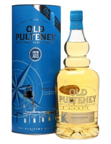 OLD PULTENEY Noss Head, Single Malt, Scotia, 1L, 46% ABV