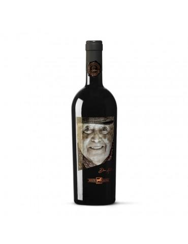 Pachet 3 Sticle TENUTA ULISSE Don Antonio, Italia, Rosu, Sec, 0.75L, 15.5% ABV, Gift Box