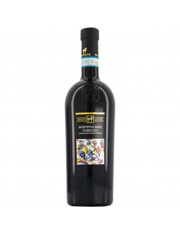 TENUTA ULISSE Montepulciano D'Abruzzo, Italia, Rosu, Sec, 0.75L, 14% ABV