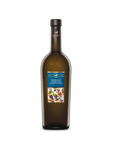TENUTA ULISSE Trebbiano D'abruzzo, Italia, Alb, Sec, 0.75L, 13% ABV