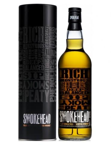 SMOKEHEAD Whisky, Single Malt, Scotia, 0.7L, 43% ABV