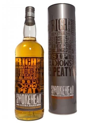SMOKEHEAD Extra Rare, Single Malt, Scotia, 1L, 40% ABV