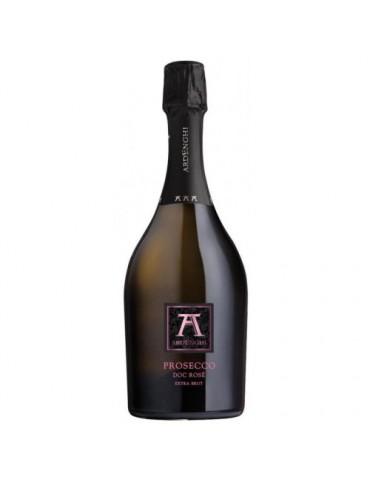ARDENGHI Prosecco DOC Rose Extra Brut, Italia, 0.75L, 11.5% ABV