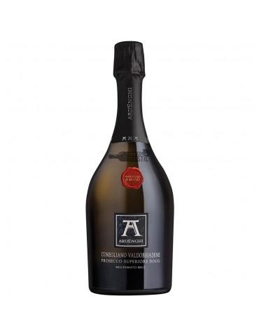 ARDENGHI Valdobbiadene Prosecco Millesimato Brut DOCG, Italia, 0.75L, 11.5% ABV
