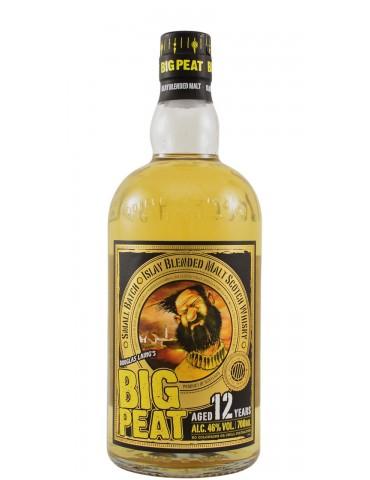DOUGLAS LAING BIG PEAT 12YO, Blended Malt, Scotia, 0.7L, 46% ABV