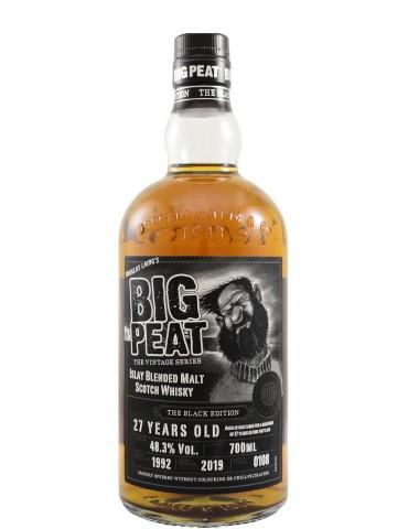 DOUGLAS LAING BIG PEAT 27YO Black Edition, Blended Malt, Scotia, 0.7L, 48.3% ABV