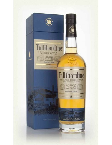TULLIBARDINE 225 Sauternes, Single Malt, Scotia, 0.7L, 43% ABV