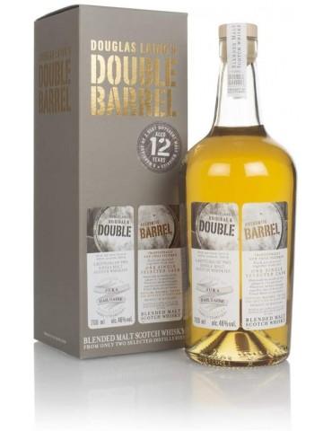DOUGLAS LAING Jura & Dailuaine 12YO Double Barrel, Blended Malt, Scotia, 0.7L, 46% ABV