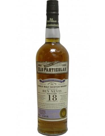 DOUGLAS LAING Old Particular Ben Nevis 18YO, Single Malt, Scotia, 0.7L, 48.4% ABV