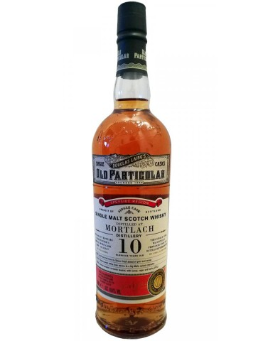 DOUGLAS LAING Old Particular Mortlach 10YO, Single Malt, Scotia, 0.7L, 48.4% ABV