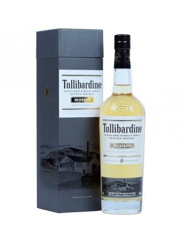 TULLIBARDINE Sovereign, Single Malt, Scotia, 0.7L, 43% ABV