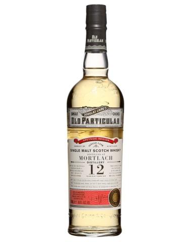 DOUGLAS LAING Old Particular Mortlach 12YO, Single Malt, Scotia, 0.7L, 48.4% ABV