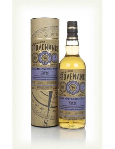 DOUGLAS LAING Provenance Arran 7YO, Single Malt, Scotia, 0.7L, 46% ABV