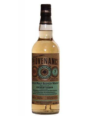 DOUGLAS LAING Provenance Auchentoshan 7YO, Single Malt, Scotia, 0.7L, 46% ABV