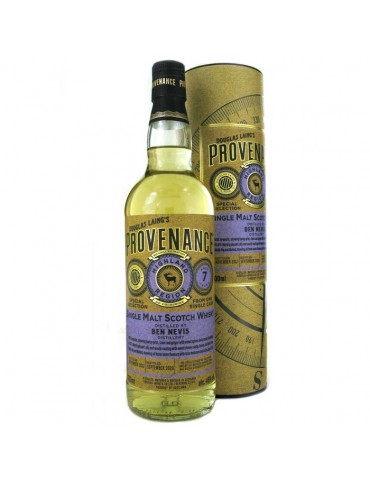 DOUGLAS LAING Provenance Ben Nevis 7YO, Single Malt, Scotia, 0.7L, 46% ABV