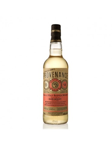 DOUGLAS LAING Provenance Glen Moray 12YO, Single Malt, Scotia, 0.7L, 46% ABV