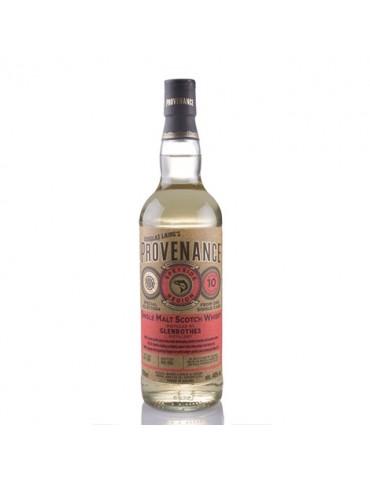 DOUGLAS LAING Provenance Glenrothes 10YO, Single Malt, Scotia, 0.7L, 46% ABV