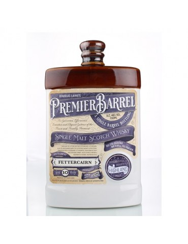 DOUGLAS LAING Premier Barrel Fettercairn 10YO, Single Malt, Scotia, 0.7L, 46% ABV