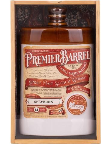 DOUGLAS LAING Premier Barrel Speyburn 11YO, Single Malt, Scotia, 0.7L, 46% ABV