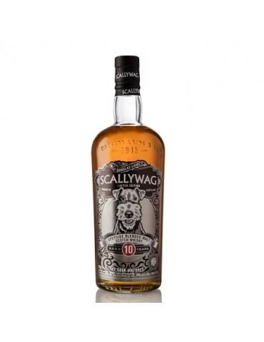 DOUGLAS LAING Scallywag 10YO, Blended Malt, Scotia, 0.7L, 46% ABV