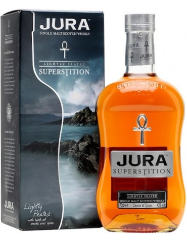 ISLE OF JURA Superstition, Single Malt, Scotia, 1L, 43% ABV