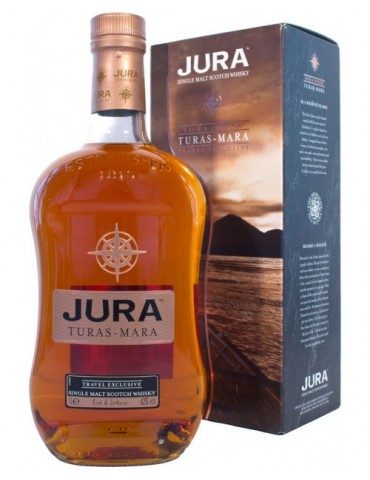 ISLE OF JURA Turas Mara, Single Malt, Scotia, 1L, 42% ABV