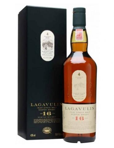 LAGAVULIN 16YO, Single Malt, Scotia, 0.7L, 43% ABV